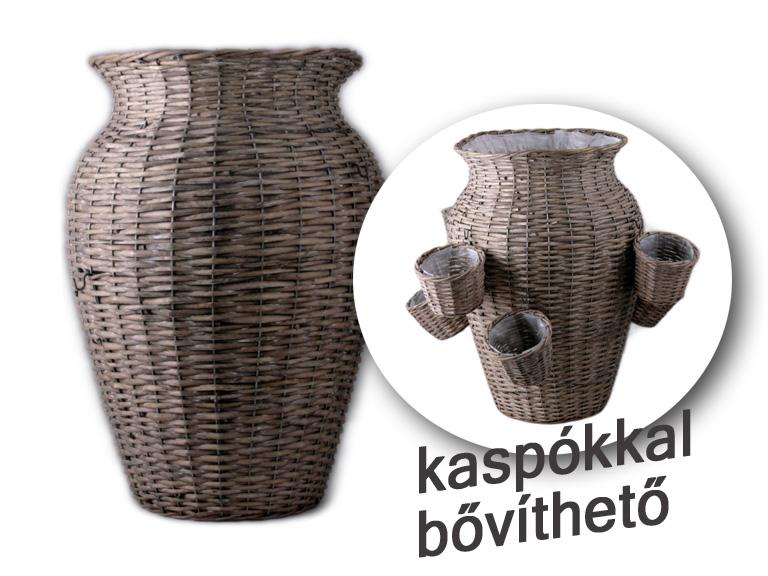 Barna kaspó/tároló XXXL