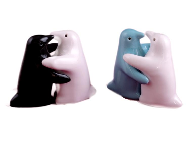 Só - Bors szóró vegyes forma ( C) - pingvin