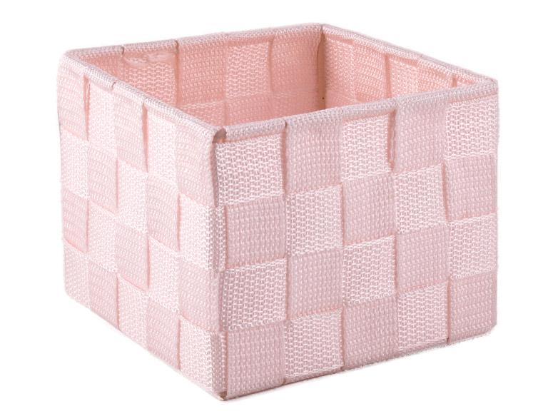 Műrattan tároló II. rózsaszín