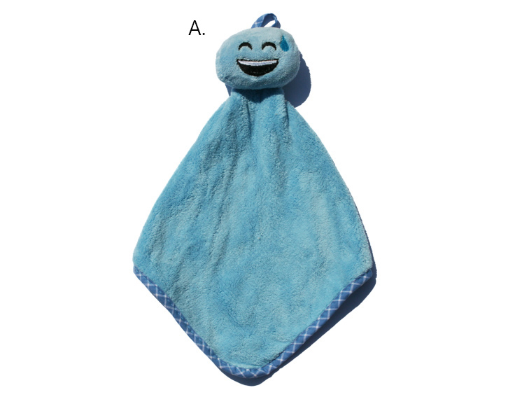 Pepe Kéztörlő Mix color Big kék