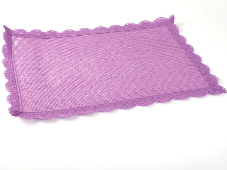 Colors Tányéralátét lila
